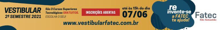 Vestibular Fatec 2020